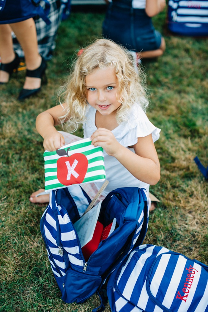 How to Host a Back to School Party on Kara's Party Ideas | KarasPartyIdeas.com (9)