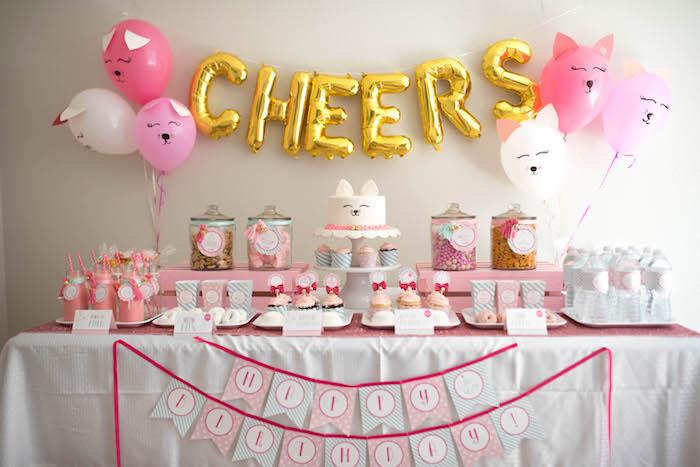 Hello Kitty Decorations Ideas