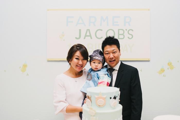 Little Farm Birthday Party on Kara's Party Ideas   KarasPartyIdeas.com (16)
