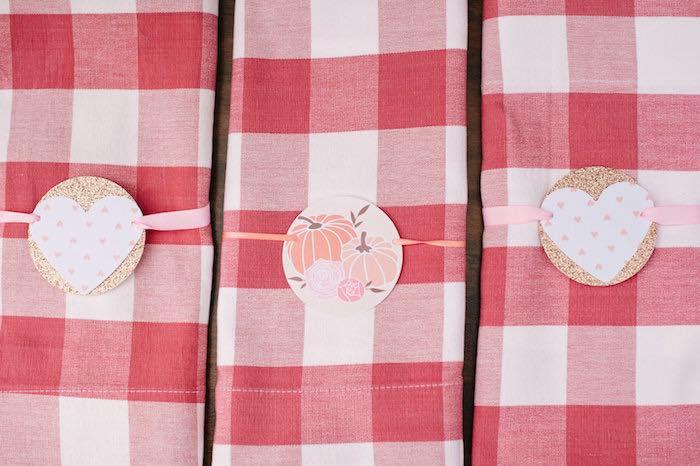 """Little Pumpkin"" Fall Picnic Birthday Party on Kara's Party Ideas   KarasPartyIdeas.com (40)"