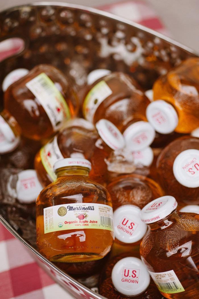 """Little Pumpkin"" Fall Picnic Birthday Party on Kara's Party Ideas | KarasPartyIdeas.com (28)"