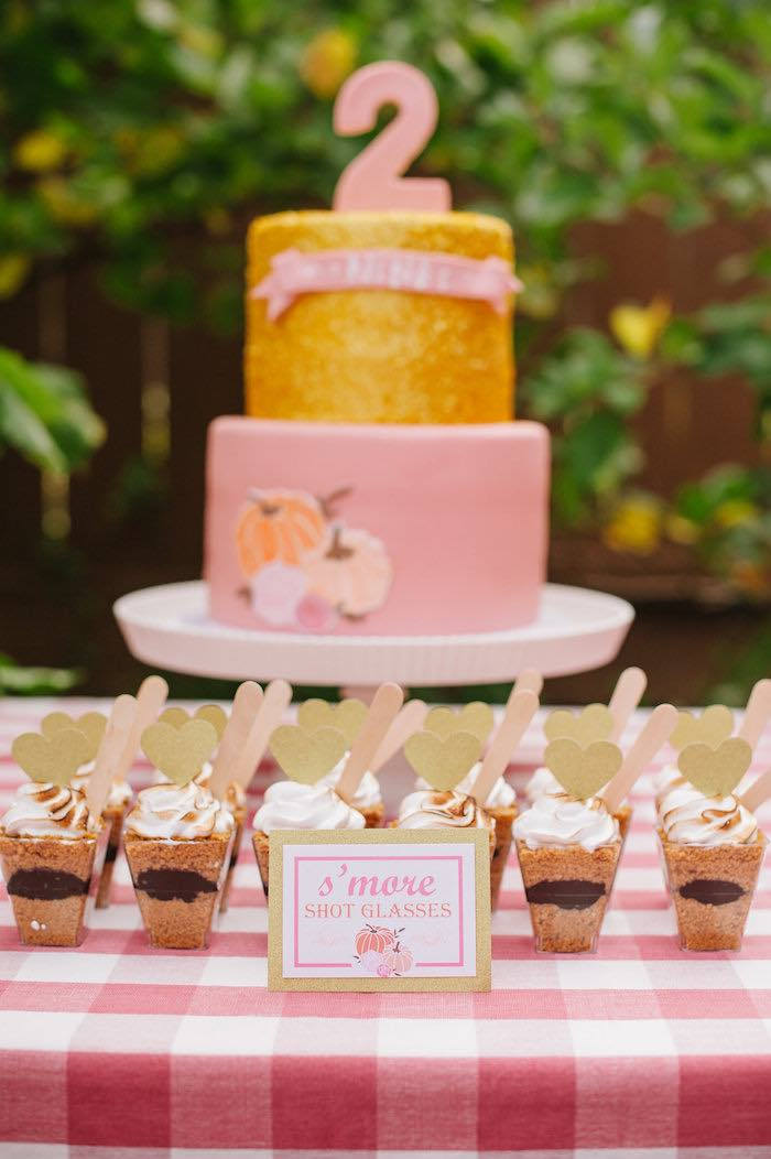 Kara S Party Ideas Quot Little Pumpkin Quot Fall Picnic Birthday