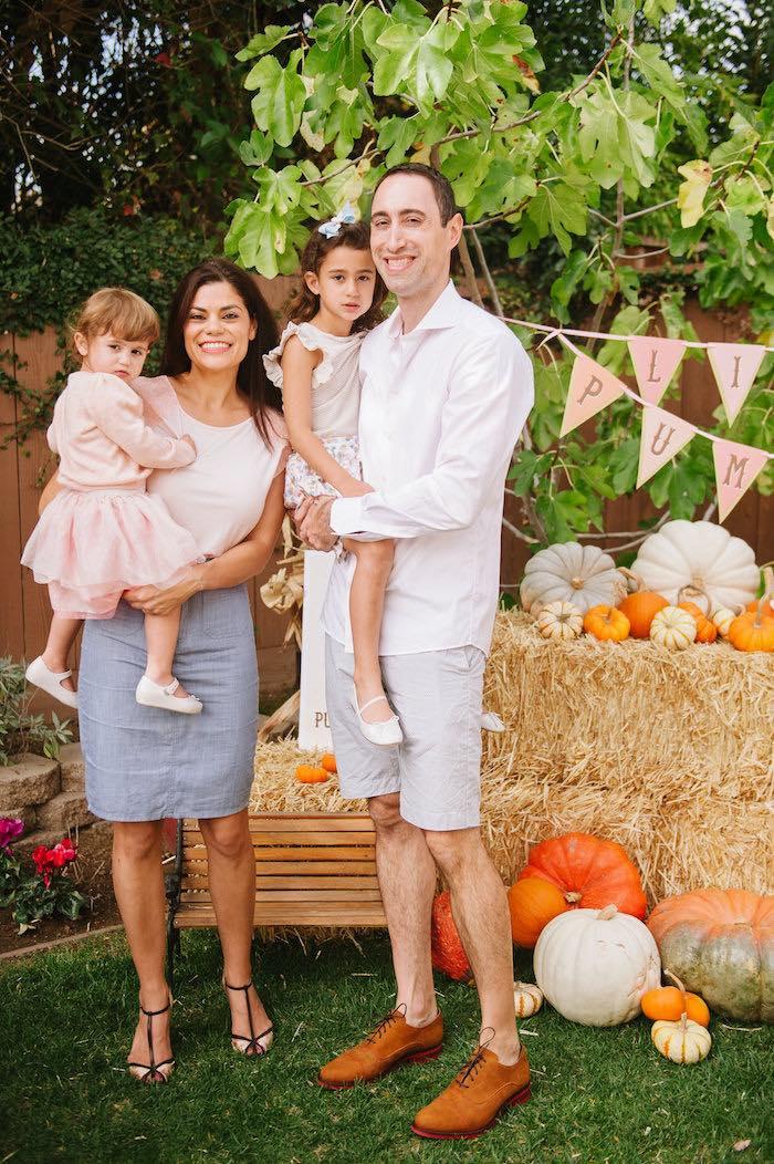 """Little Pumpkin"" Fall Picnic Birthday Party on Kara's Party Ideas | KarasPartyIdeas.com (8)"