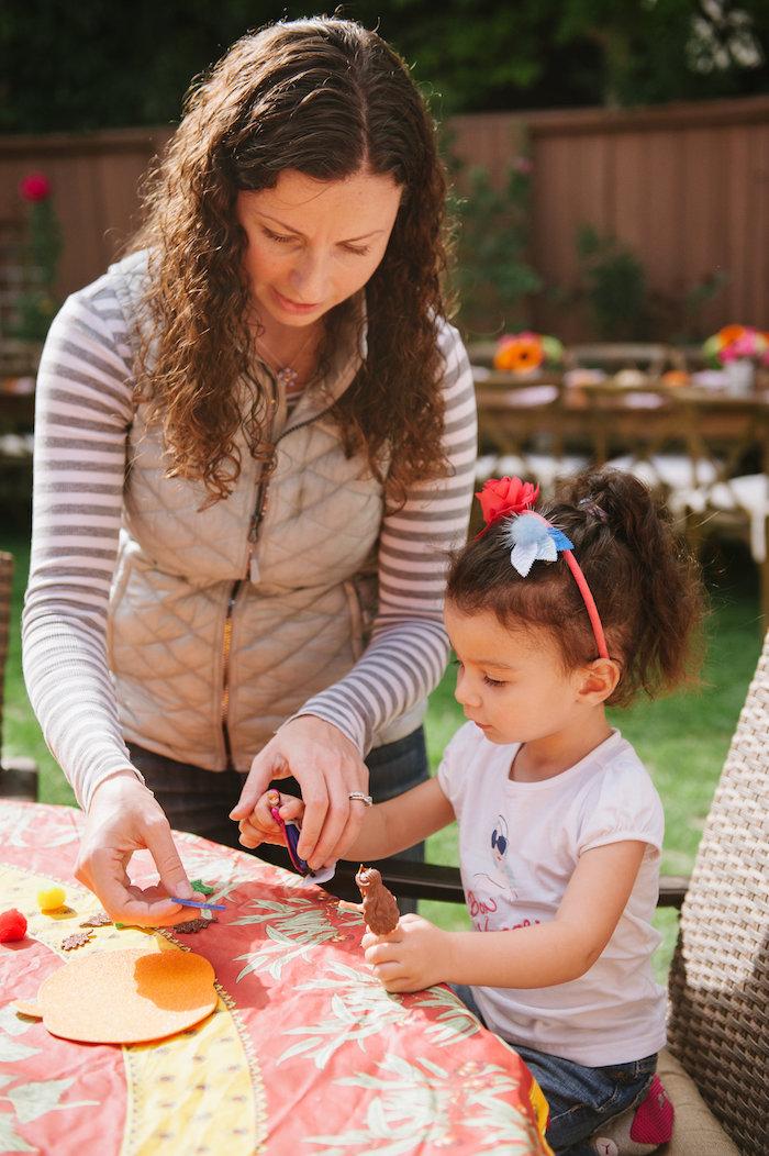 """Little Pumpkin"" Fall Picnic Birthday Party on Kara's Party Ideas | KarasPartyIdeas.com (3)"