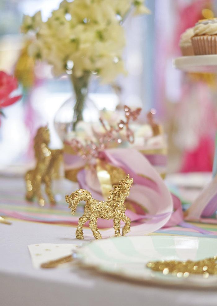 "Magical ""Magic is Four Real"" Unicorn Birthday Party on Kara's Party Ideas | KarasPartyIdeas.com (41)"