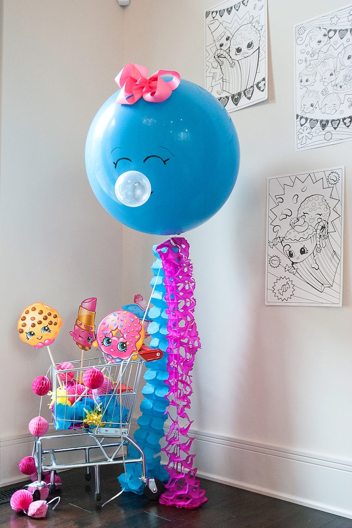 Modern Shopkins Birthday Party on Kara's Party Ideas | KarasPartyIdeas.com (19)