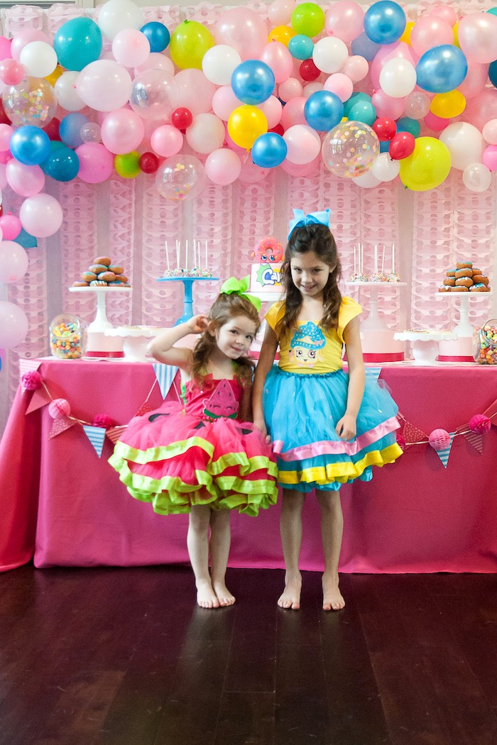 Karas Party Ideas Modern Shopkins Birthday Party Karas