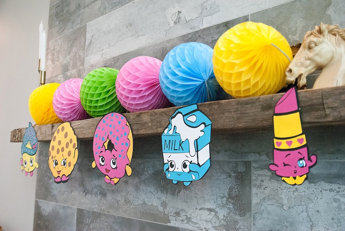 Modern Shopkins Birthday Party on Kara's Party Ideas | KarasPartyIdeas.com (9)