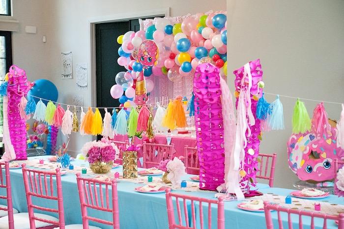Modern Shopkins Birthday Party on Kara's Party Ideas | KarasPartyIdeas.com (8)