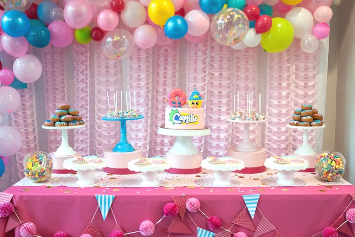 Modern Shopkins Birthday Party on Kara's Party Ideas | KarasPartyIdeas.com (33)