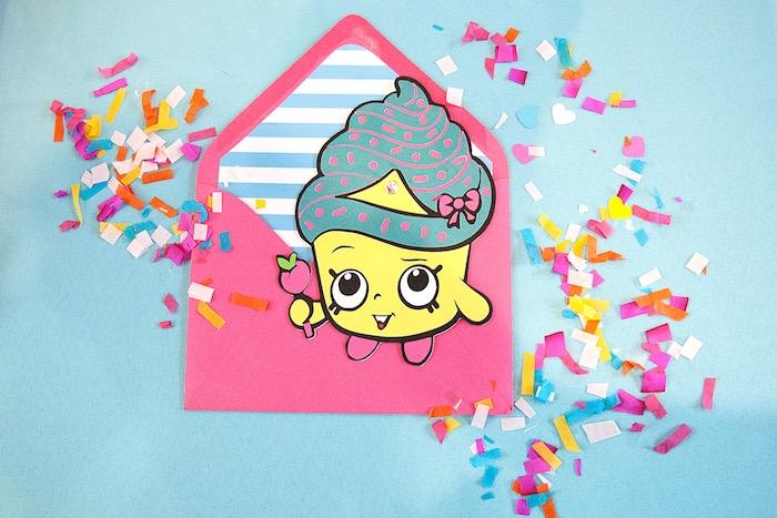 Modern Shopkins Birthday Party on Kara's Party Ideas | KarasPartyIdeas.com (5)