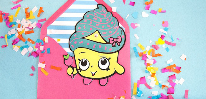 Modern Shopkins Birthday Party on Kara's Party Ideas | KarasPartyIdeas.com (1)