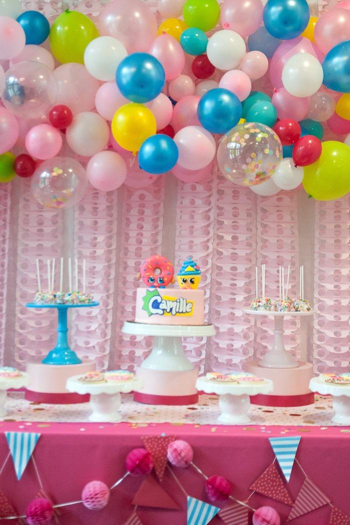 Modern Shopkins Birthday Party on Kara's Party Ideas | KarasPartyIdeas.com (32)