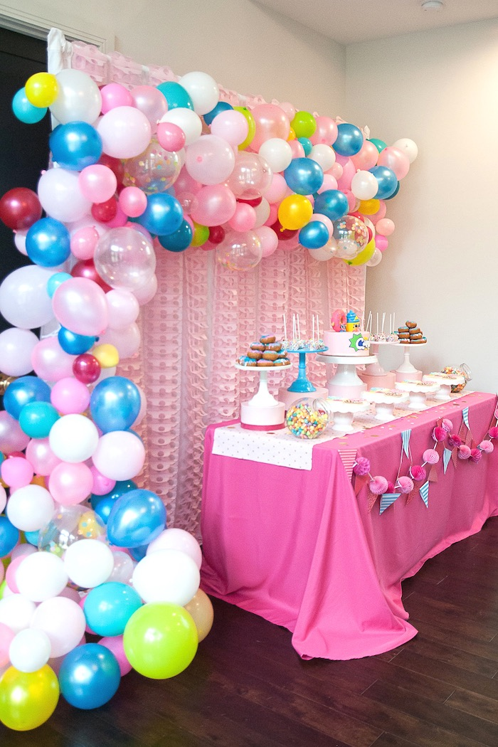 Karas Party Ideas Modern Shopkins Birthday Party Karas Party Ideas