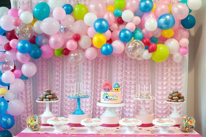Modern Shopkins Birthday Party on Kara's Party Ideas | KarasPartyIdeas.com (30)