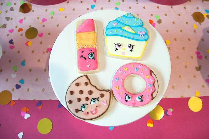 Modern Shopkins Birthday Party on Kara's Party Ideas | KarasPartyIdeas.com (27)