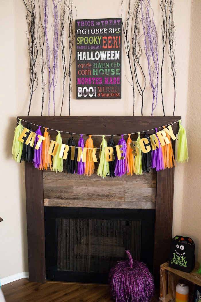 Kara S Party Ideas Monster Mash Halloween Party Kara S