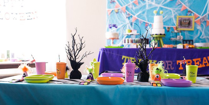 Monster Mash Halloween Party on Kara's Party Ideas | KarasPartyIdeas.com (2)