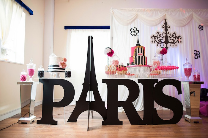 Karas Party Ideas Paris 10th Birthday Party Karas Party Ideas