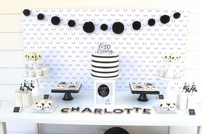 Party Like a Panda Birthday Party on Kara's Party Ideas | KarasPartyIdeas.com (48)