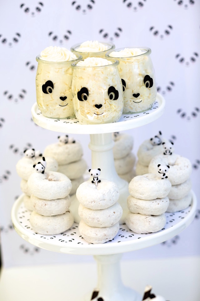 Sweets from a Party Like a Panda Birthday Party on Kara's Party Ideas | KarasPartyIdeas.com (28)