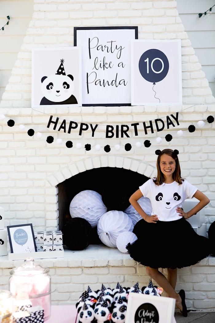 Party Like a Panda Birthday Party on Kara's Party Ideas | KarasPartyIdeas.com (21)