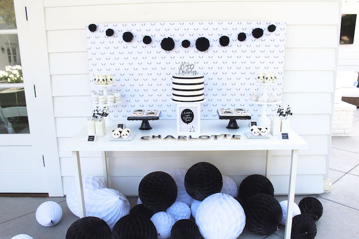 Party Like a Panda Birthday Party on Kara's Party Ideas | KarasPartyIdeas.com (55)
