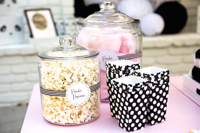Snacks from a Party Like a Panda Birthday Party on Kara's Party Ideas | KarasPartyIdeas.com (18)