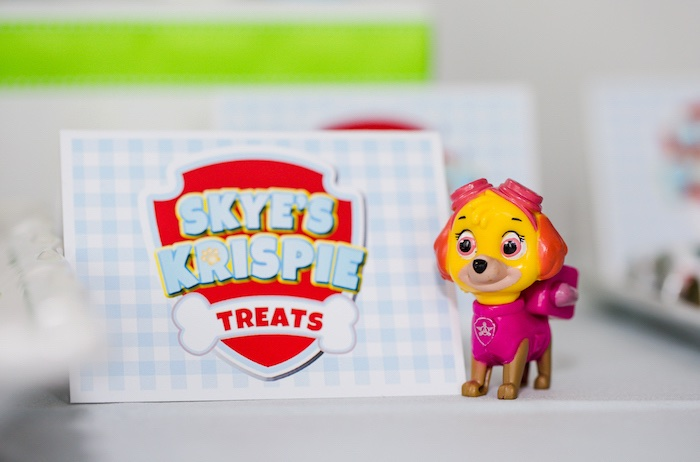Treat label from a Paw Patrol Birthday Party on Kara's Party Ideas | KarasPartyIdeas.com (18)