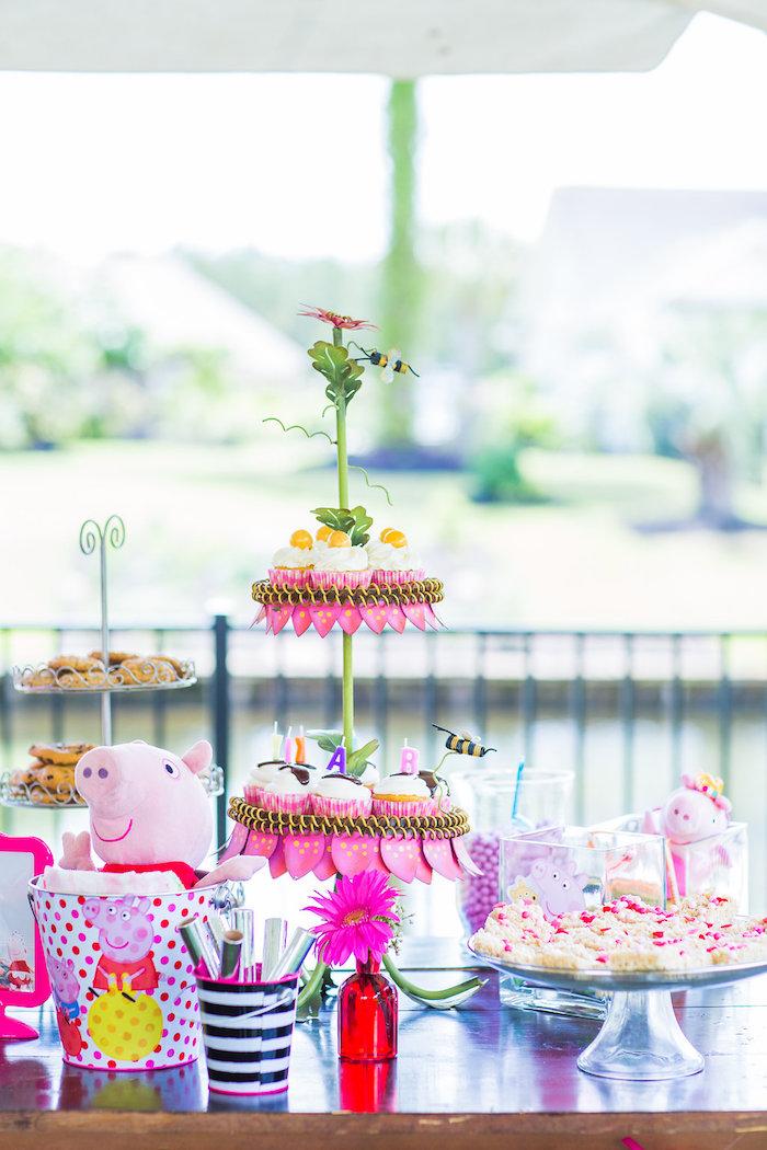 Peppa Pig Birthday Party on Kara's Party Ideas | KarasPartyIdeas.com (24)