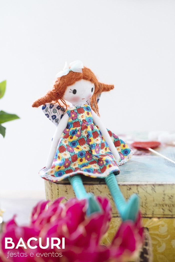 Kara S Party Ideas Rag Doll Themed Birthday Party Kara S