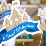 Royal Celebration Birthday Party on Kara's Party Ideas | KarasPartyIdeas.com (2)