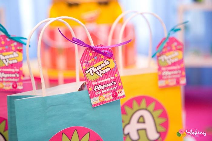 Shopkins favor bag tag from a Shopkins Birthday Party on Kara's Party Ideas | KarasPartyIdeas.com (17)