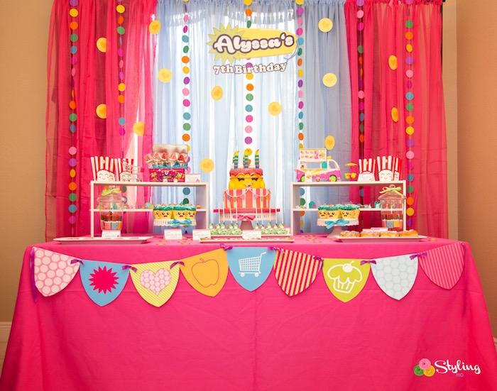 Shopkins Birthday Party on Kara's Party Ideas | KarasPartyIdeas.com (32)
