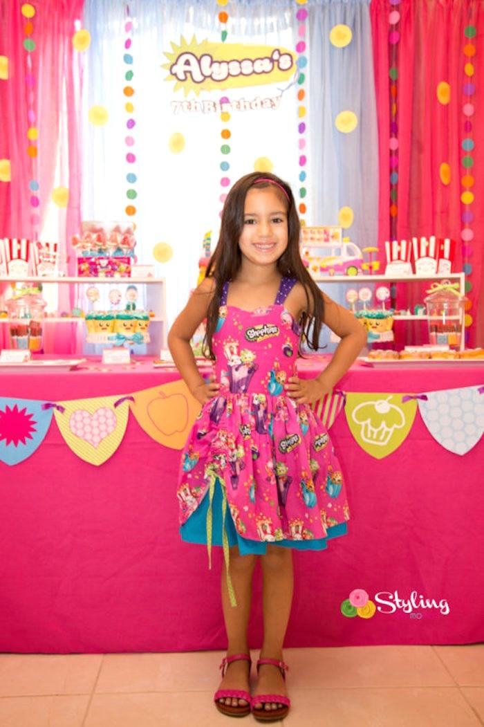Shopkins Birthday Party on Kara's Party Ideas | KarasPartyIdeas.com (10)