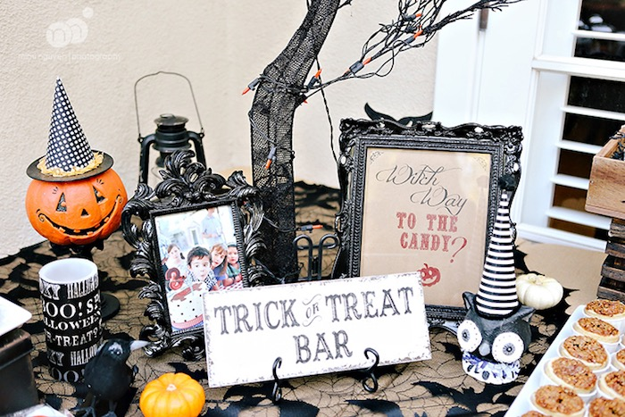 Halloween Theme Party Ideas.Kara S Party Ideas Spooky Halloween Inspired Birthday Party Kara S