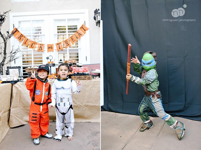 Spooky Halloween Inspired Birthday Party on Kara's Party Ideas | KarasPartyIdeas.com (10)