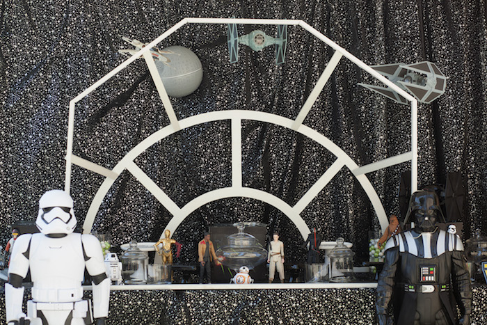 Star Wars Birthday Party on Kara's Party Ideas | KarasPartyIdeas.com (21)