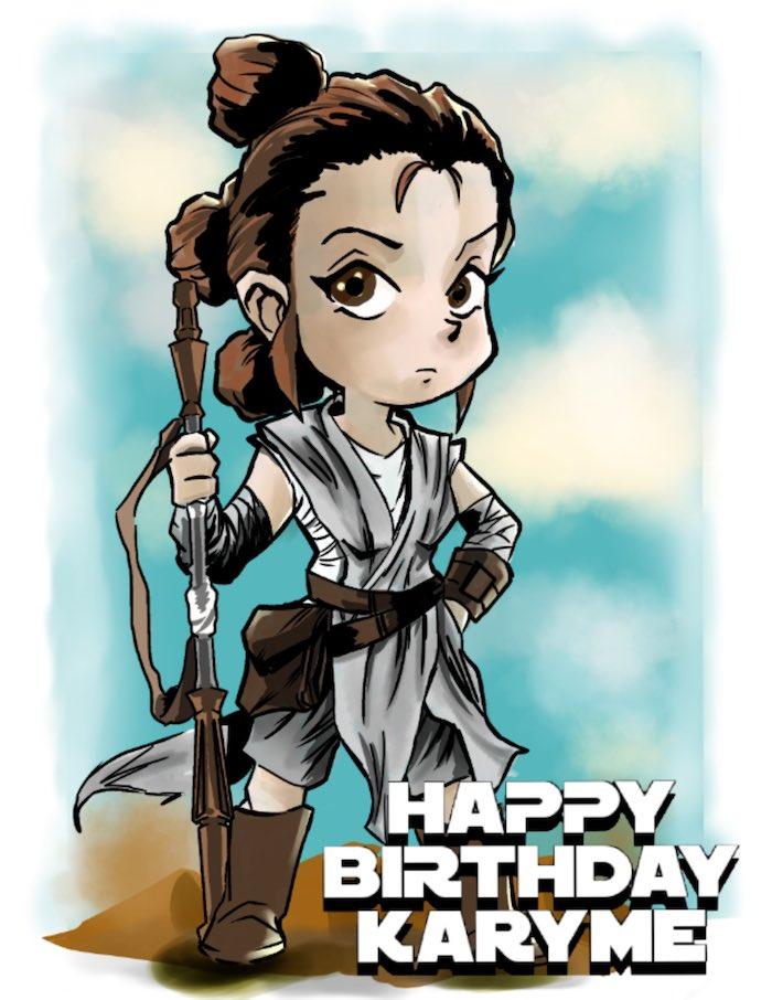 Stationery from a Star Wars Birthday Party on Kara's Party Ideas | KarasPartyIdeas.com (6)