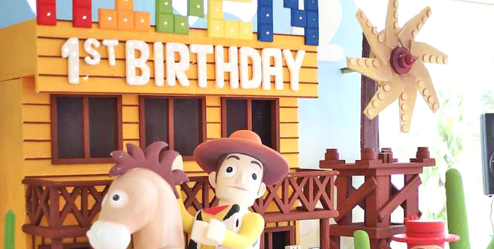 Toy Story Birthday Party on Kara's Party Ideas | KarasPartyIdeas.com (1)