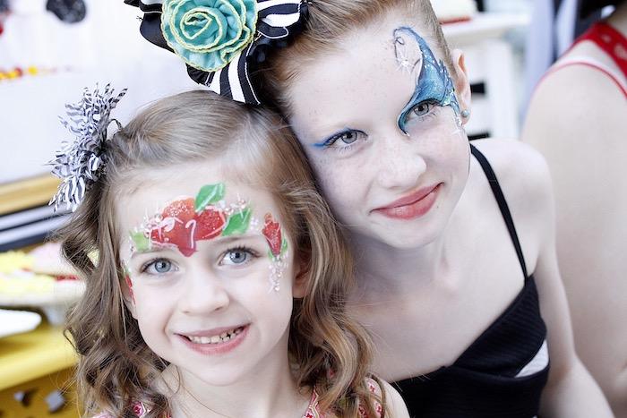 Vintage Carnival Birthday Party on Kara's Party Ideas | KarasPartyIdeas.com (17)