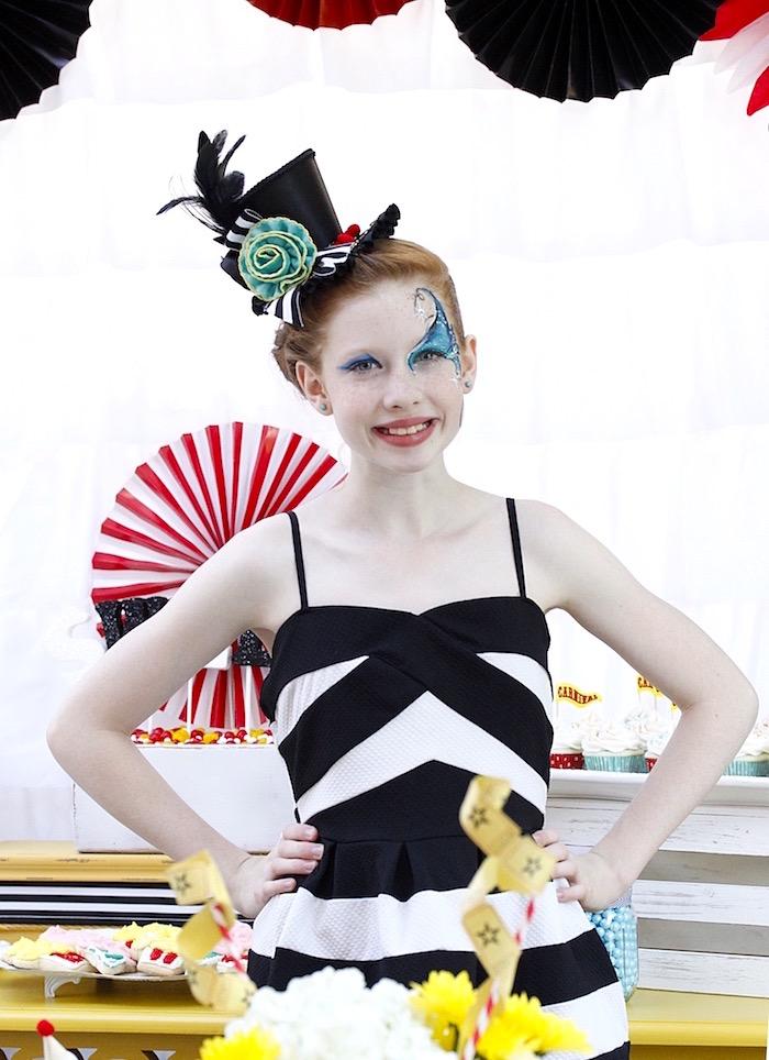 Vintage Carnival Birthday Party on Kara's Party Ideas | KarasPartyIdeas.com (33)