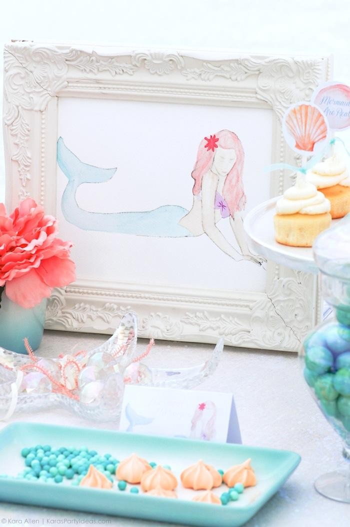 watercolor-mermaid-under-the-sea-themed-birthday-party-by-kara-allen-karas-party-ideas-karaspartyideas-com_-28