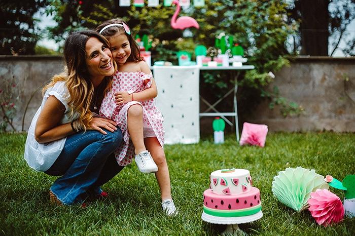 Watermelon Birthday Party on Kara's Party Ideas | KarasPartyIdeas.com (14)