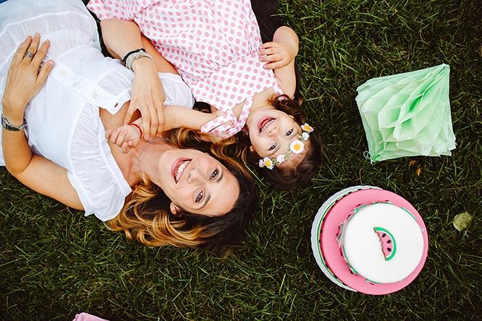 Watermelon Birthday Party on Kara's Party Ideas | KarasPartyIdeas.com (5)