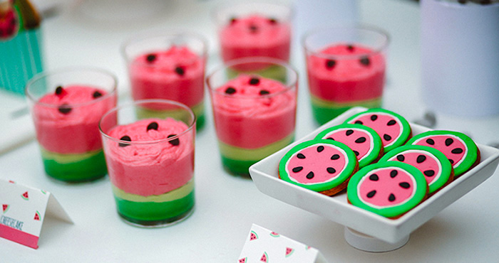 Watermelon Birthday Party On Kara S Ideas Karaspartyideas