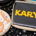Star Wars Birthday Party on Kara's Party Ideas | KarasPartyIdeas.com
