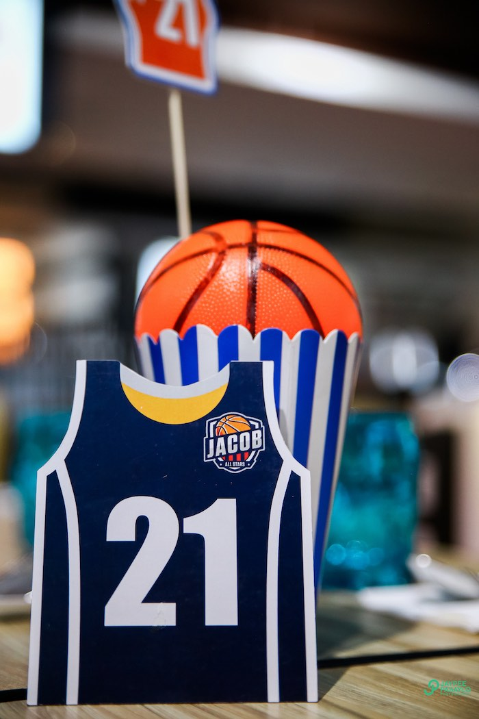 Kara S Party Ideas All Star Basketball Birthday Party