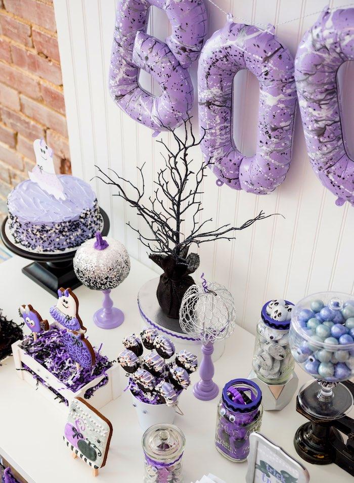 Kara S Party Ideas Boo Tiful Ball Halloween Ghouls Night
