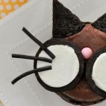 DIY Kitty Cat Cupcakes with Fanta via Kara's Party Ideas KarasPartyIdeas.com | Kara Allen